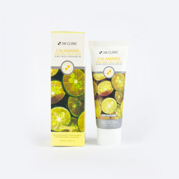 3W Clinic Calamansi Brightening Tone Up Cream